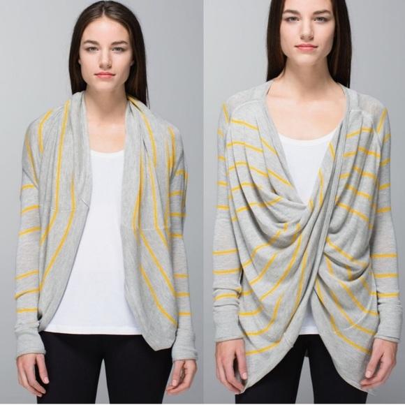 Lululemon 2-way Sweater